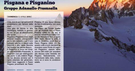 Pisgana e Pisganino<br>15/04/2018