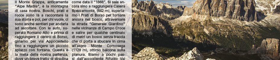 Monte Cornosega22/04/2018