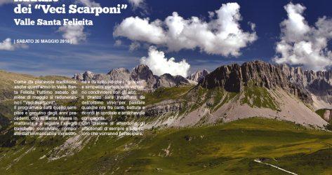 """Raduno dei """"Veci Scarponi""""<br>26/05/2018"""