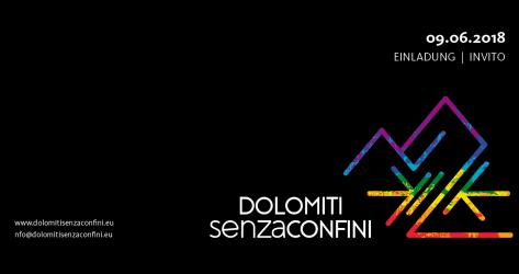 """Passo M. Croce Comelico """"DOLOMITI SENZA CONFINI"""" – 9 giugno 2018"""