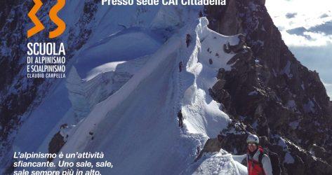 8° Corso Alpinismo a1<br>apr/lug 2019