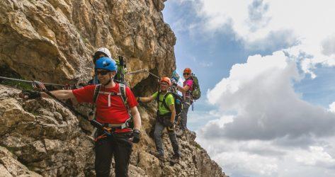 19° CORSO Escursionismo Avanz.-E2<BR>APR/LUG 2019