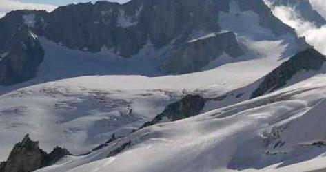 Dôme de Neige / Barre des Écrins<br>12-13-14/07/2019