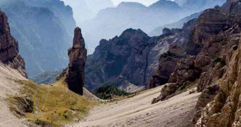 Sass Dales Diesc – Dolomiti di Fanes<br>04/08/2019