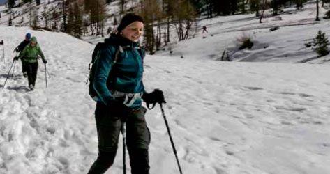 Val Galmarara Bivio Italia<br>19/01/2020