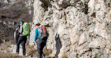 Monte Corno<br>29/03/2020